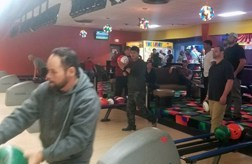 Company bowling party