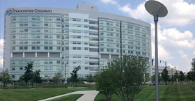 Landscape maintenance project at Nationwide Hospital